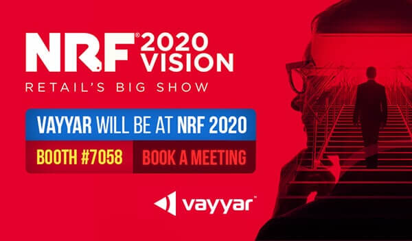 Join Vayyar at NRF Big Show 2020