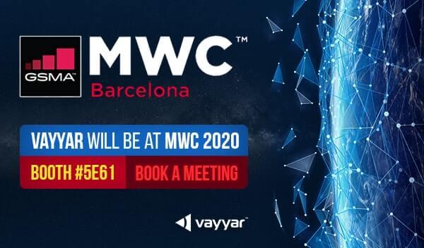 Vayyar at MWC Barcelona 2020