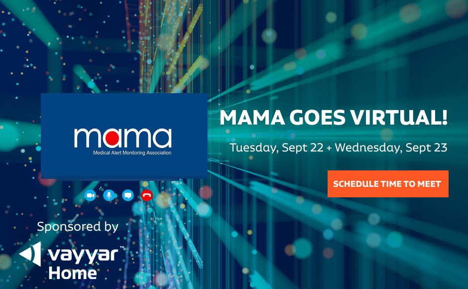 Vayyar Home is proud to sponsor MAMA 2020's virtual event