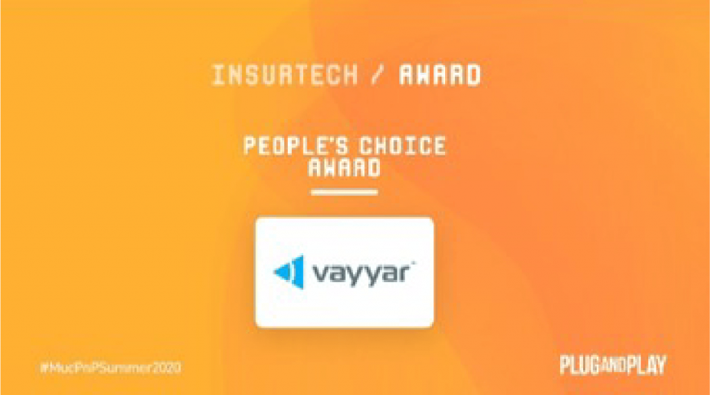 Insurtech People's Choice Award