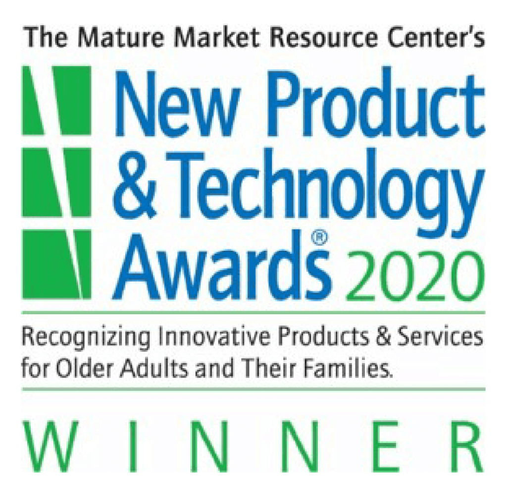 The Mature Market Resource Center's New product & Technology Awards 2020