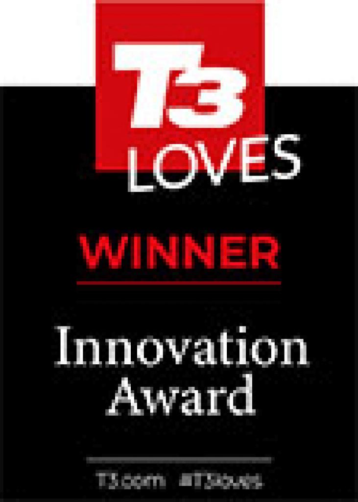 T3 Loves winner - Innovation award